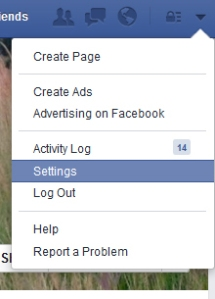 FB Settings