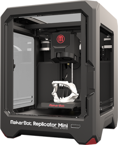Replicator Mini hero-shark