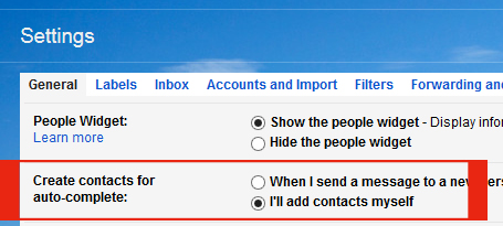 Email: Turning off Auto-Complete   Patti's Pathways