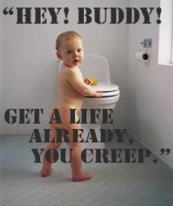 Baby Peeper